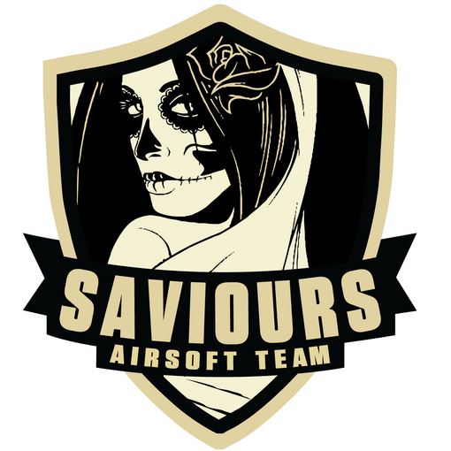 Saviours Airsoft Team logo