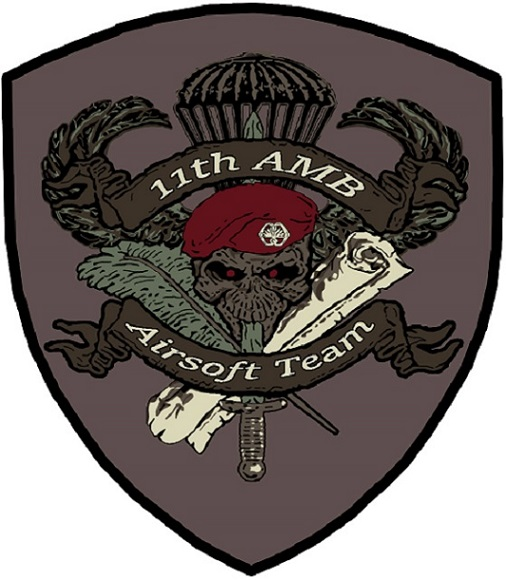 11th AMB Airsoftteam logo