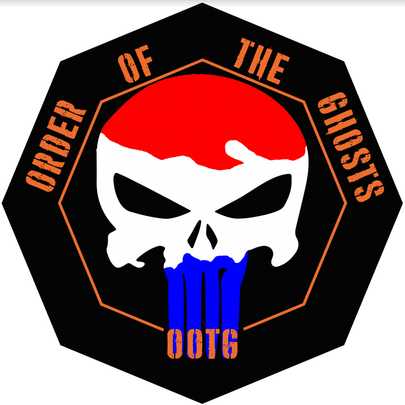 order of the ghosts logo