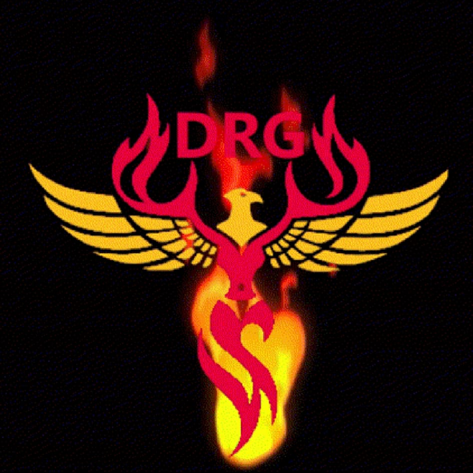 DRG Force logo