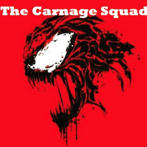 The Carnage Squad logo