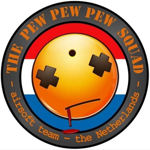 Thepewpewpewsquad logo