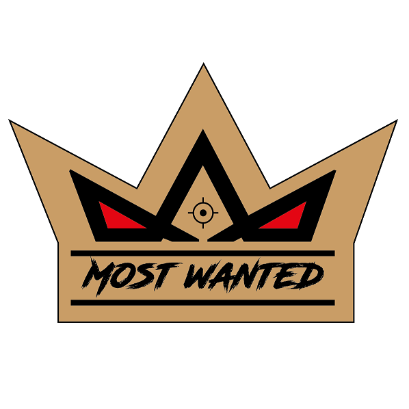 Most wanted logo
