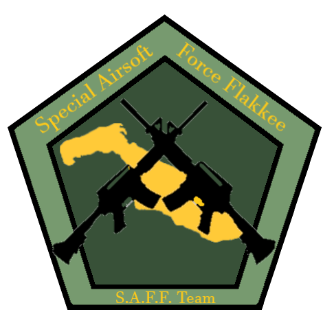 Special Airsoft Force Flakkee logo