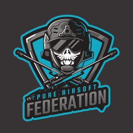 Pure Airsoft Federation logo