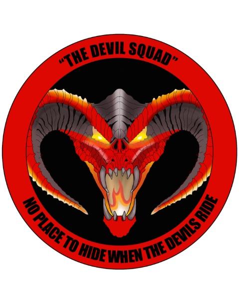 The Devil Squad logo