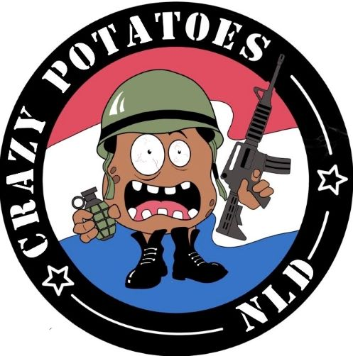 CrazyPotatoes NLD logo