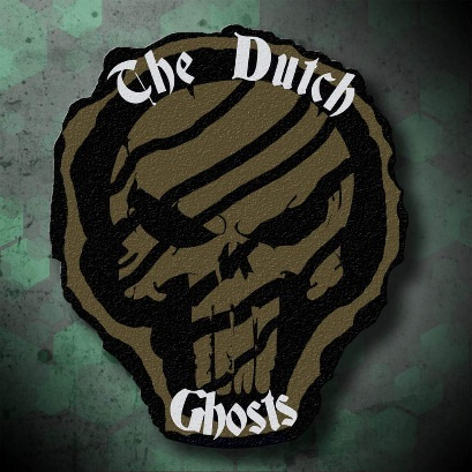 The Dutch Ghosts logo