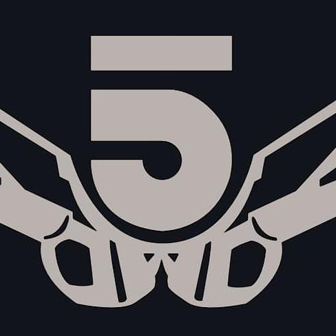 Team 5th Airsoft logo