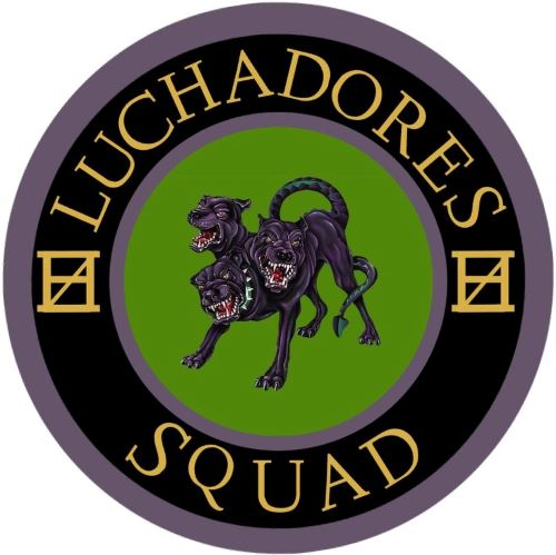 LUCHADORES logo
