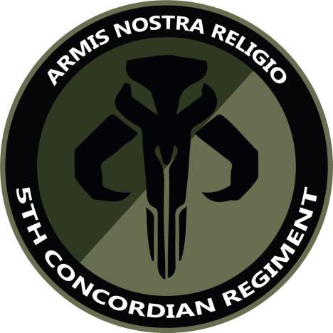 5th Concordian Regiment logo
