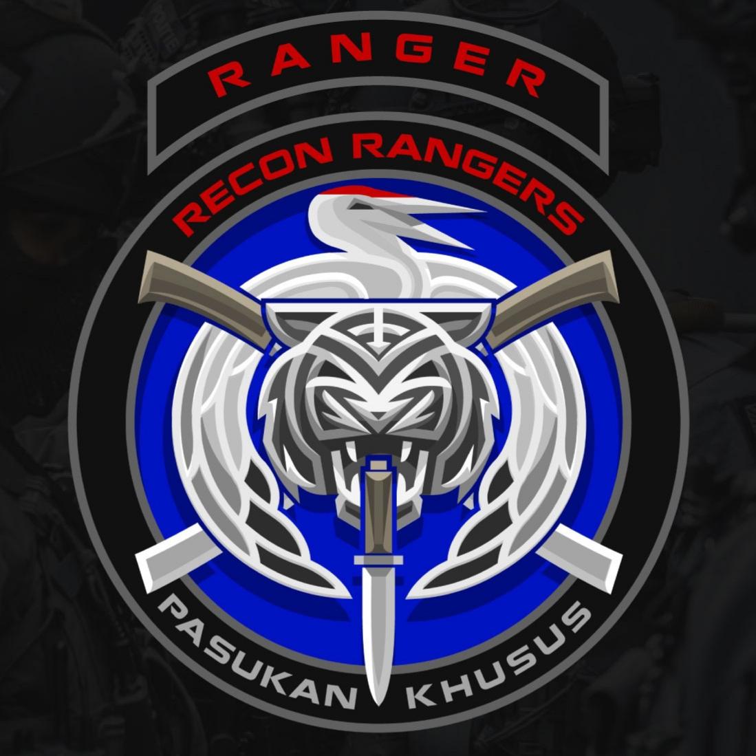 Recon Rangers Biru logo