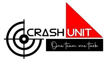 CRASH UNIT logo